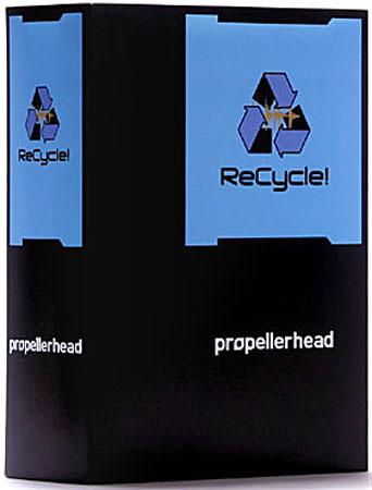 propellerhead ReCycle 2.2 for STUDENT / TEACHER 【アカデミック版】ループ組み替え系トラックメイクソフト