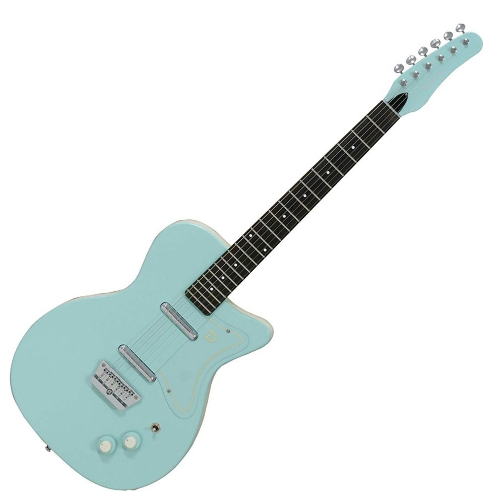 Danelectro 56 SINGLE CUTAWAY AQUA エレキギター