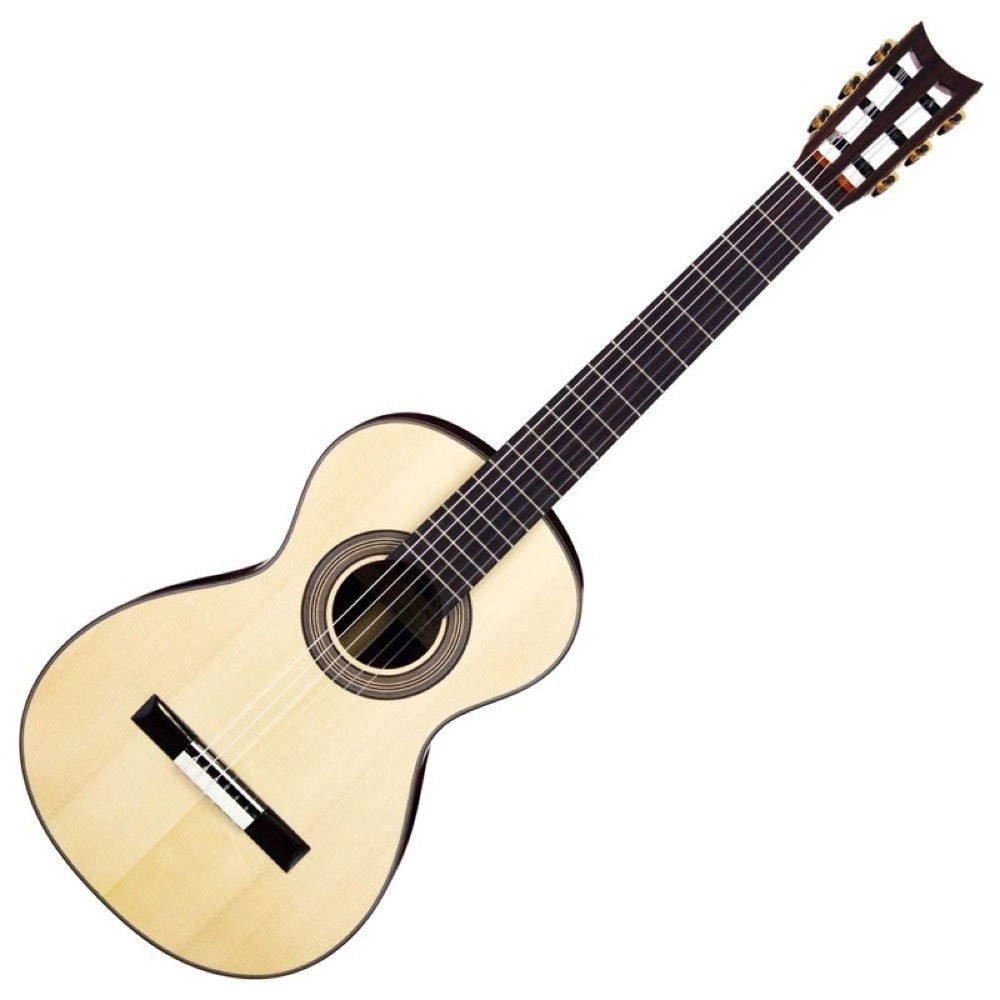 ARIA A19C-100N N ハードケース付き クラシックギター