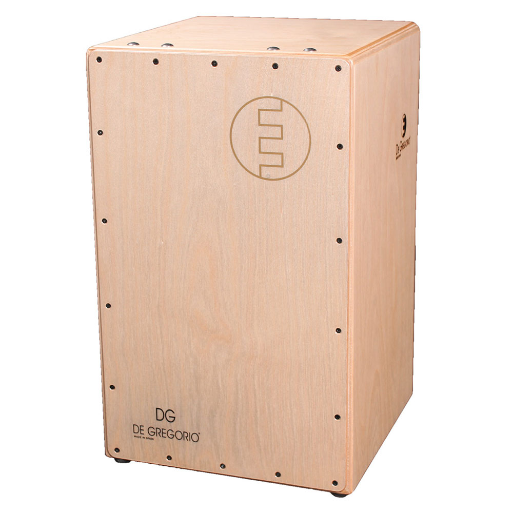 DG CAJON Chanela NATURAL カホン