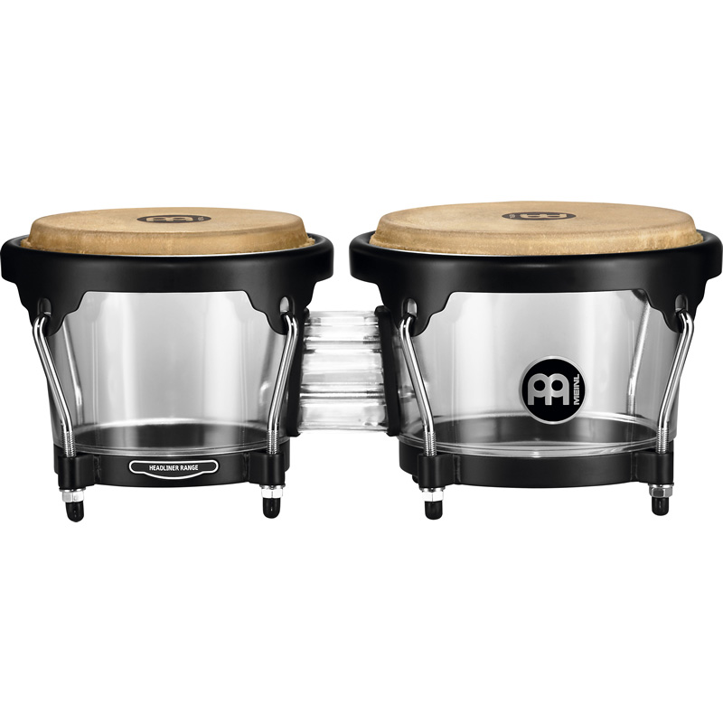 MEINL HB50A HEADLINER SERIES アクリルボンゴ
