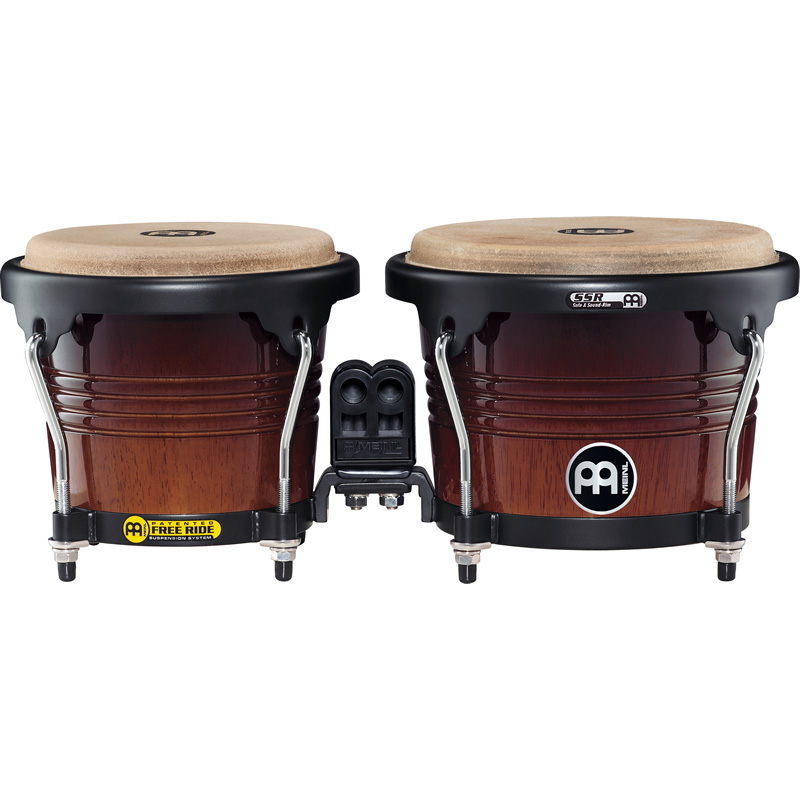MEINL FWB190CB FREE RIDE SERIES ウッドボンゴ