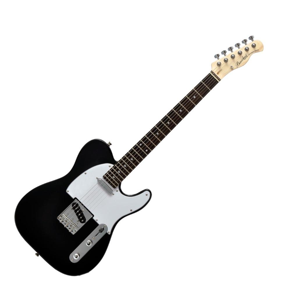 BACCHUS BTE-1R BLK エレキギター