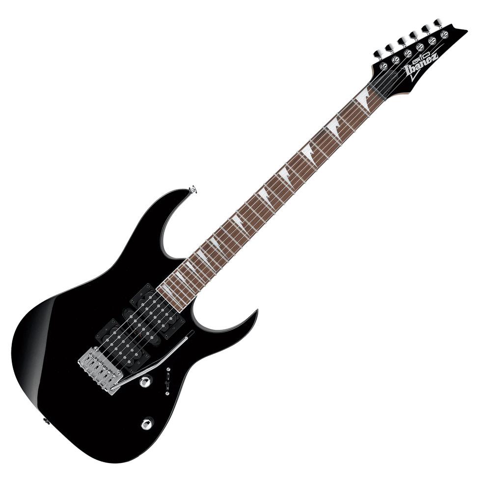 IBANEZ GRG170DX BKN アクセサリーセット付き エレキギター