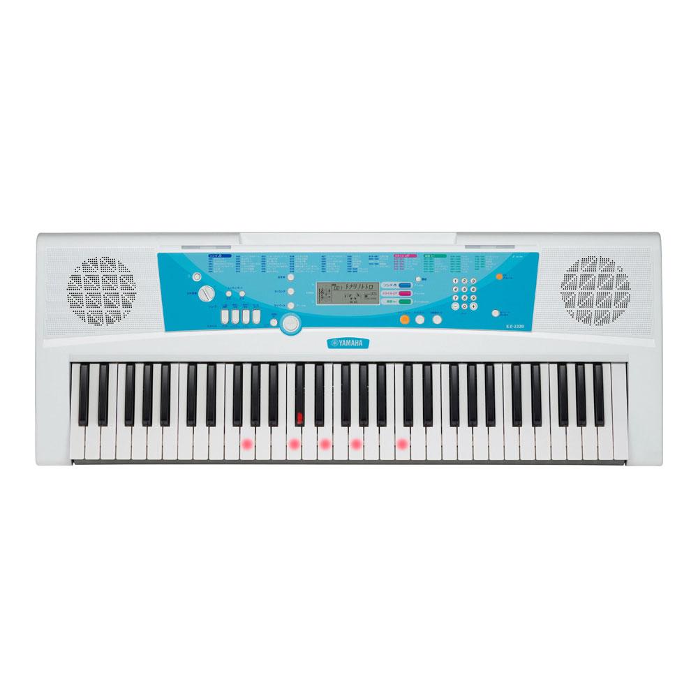 YAMAHA EZ-J220 PORTATONE 電子キーボード