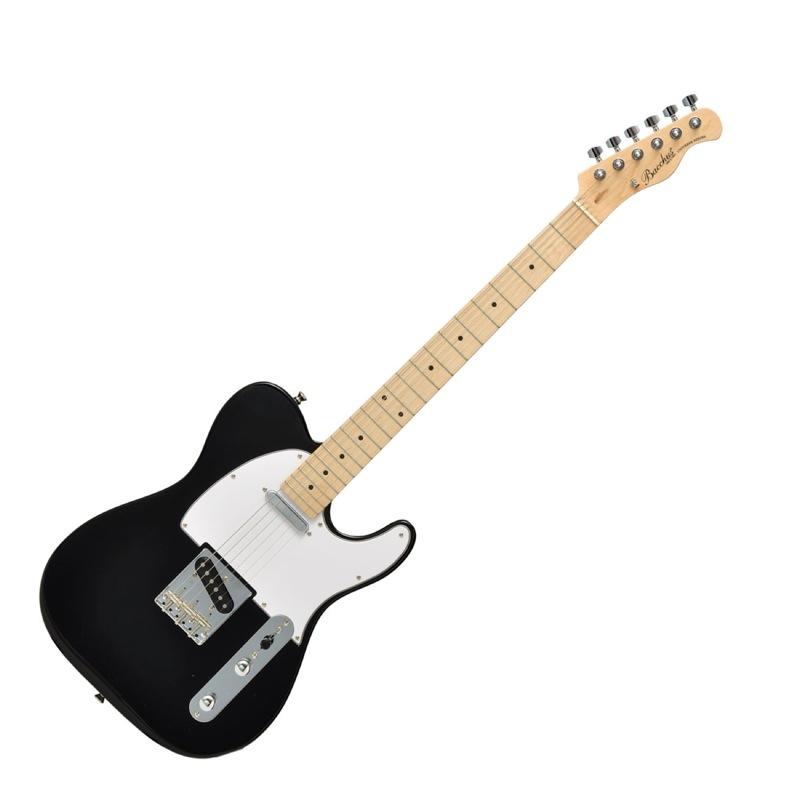 BACCHUS BTE-1M BLK エレキギター