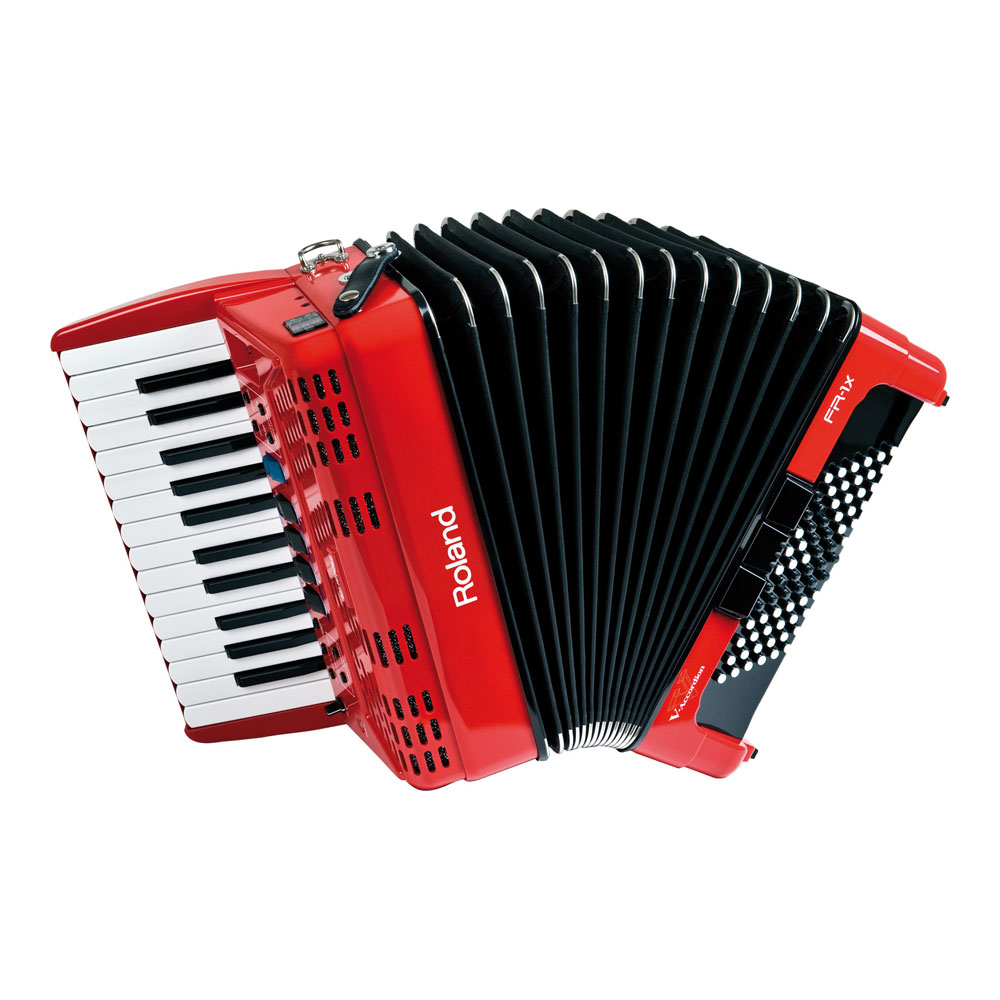ROLAND FR-1X RD V-Accordion ピアノ鍵盤タイプ