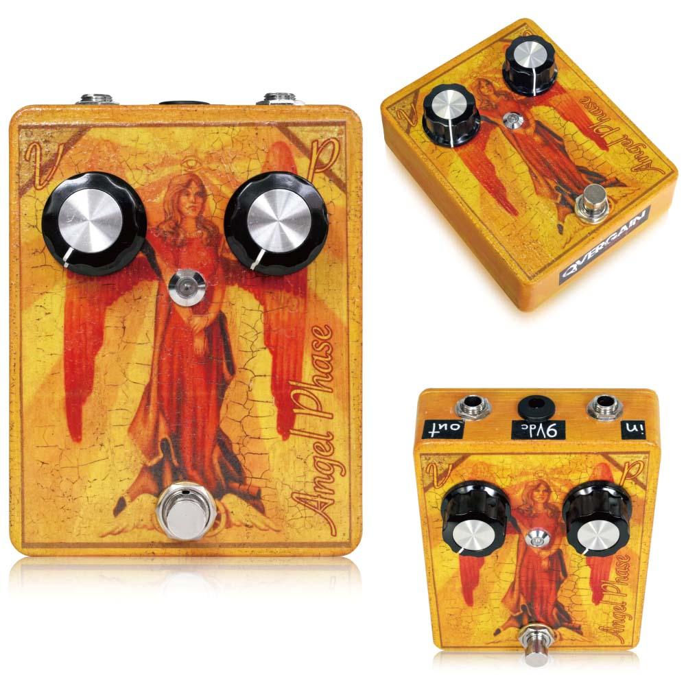 Overgain experiment Angel Phase ギターエフェクター