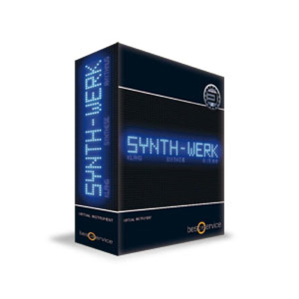 CRYPTON SYNTH-WERK シンセサイザー音源ソフトウェア