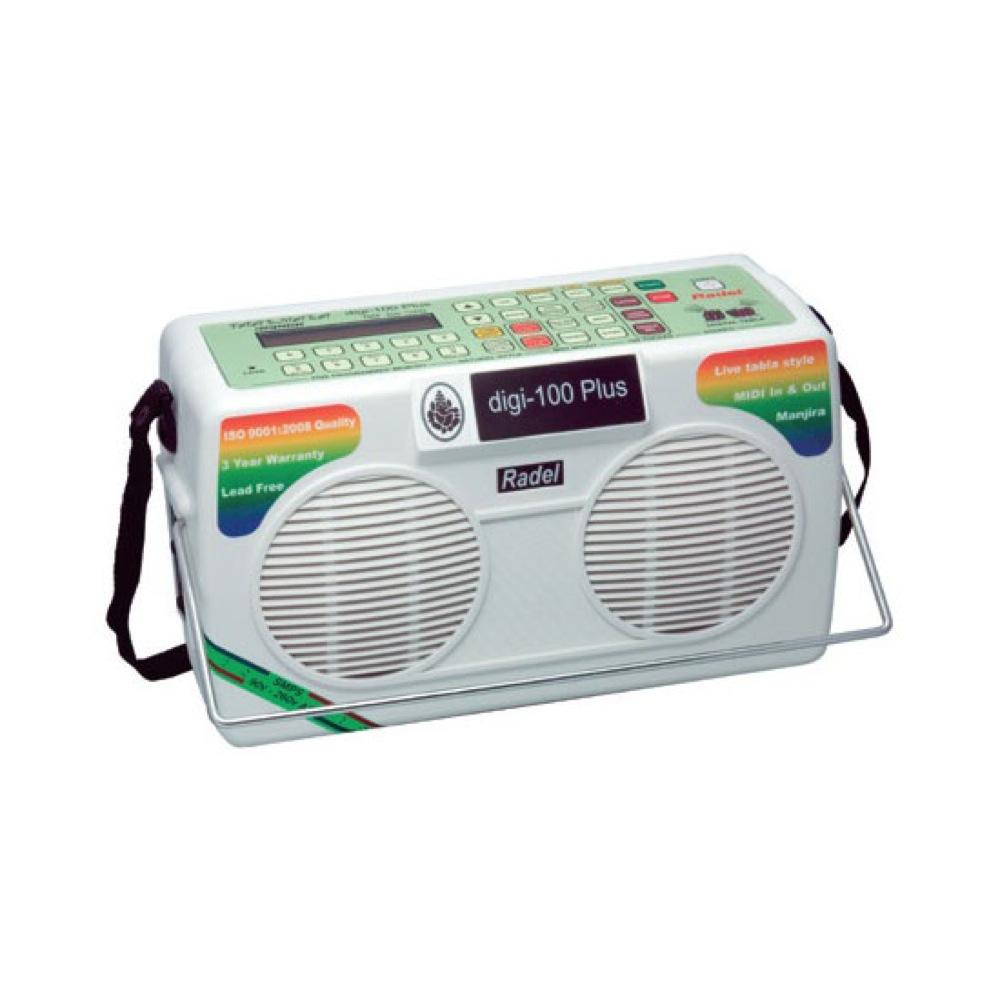 Radel Taalmala Digi-100 Plus タブラボックス