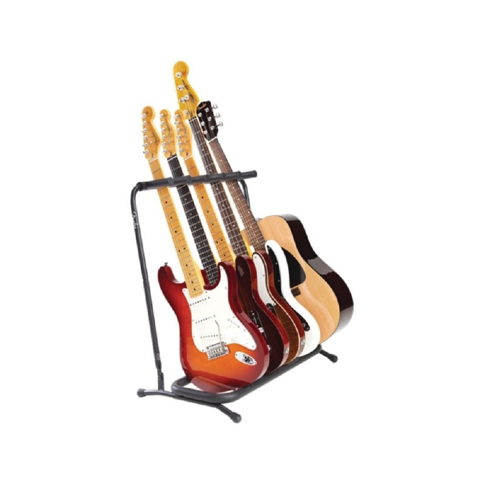 Fender Multi-Stand 5-Space ギタースタンド