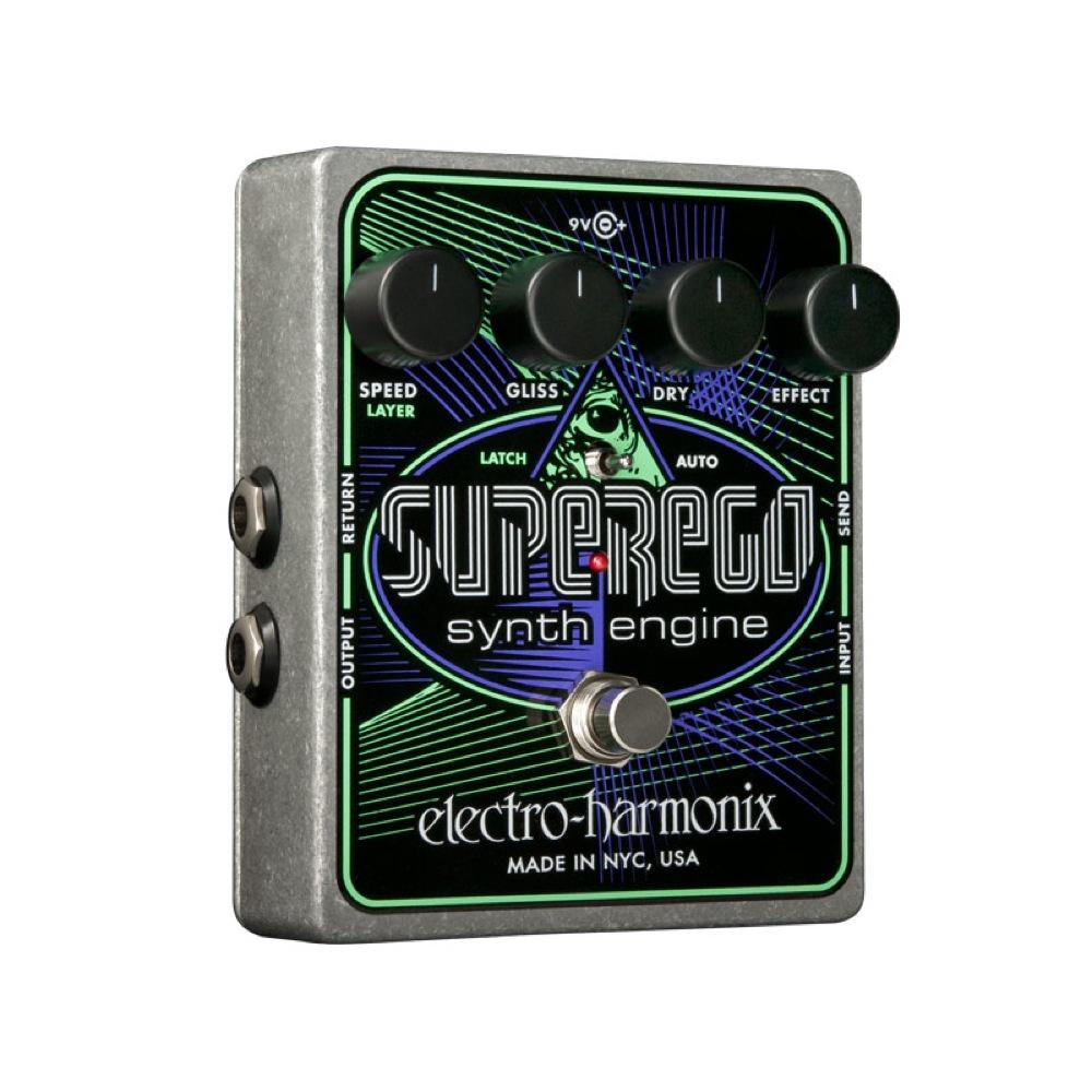 ELECTRO-HARMONIX Superego シンセ・エンジン ギターエフェクター