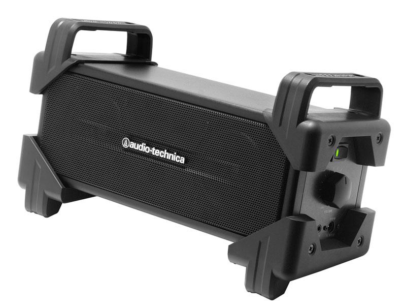 AUDIO-TECHNICA AT-SPB50 BK アクティブスピーカー