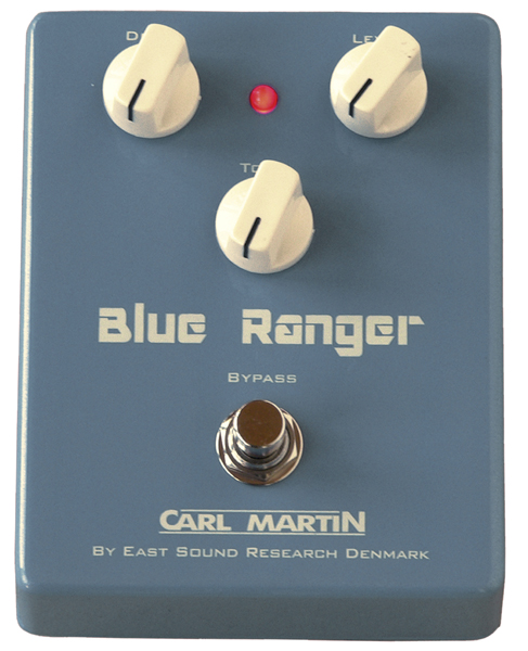 CARL MARTIN Blue Ranger オーバードライブ