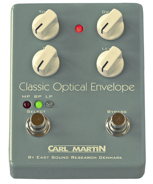 CARL MARTIN Classic Optical Envelope オートワウ