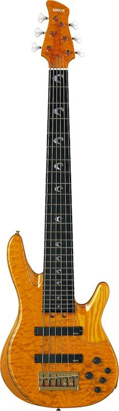 YAMAHA TRBJP2 AM JOHN PATITUCCI MODEL ハードケース付き 6弦エレキベース