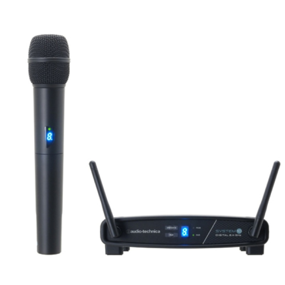AUDIO-TECHNICA ATW-1102 マルチチャンネル デジタルハンドヘルド ワイヤレスシステム