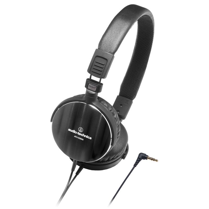 AUDIO-TECHNICA ATH-ES500 ポータブルへッドホン