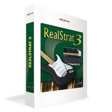 CRYPTON REAL STRAT 3 フェンダー社ストラトキャスター専用ソフトウェア音源