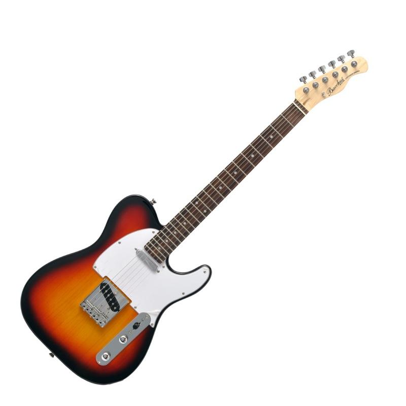 BACCHUS BTE-1R 3TS エレキギター