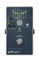 Source Audio SA170 Programmable EQ ギターエフェクター