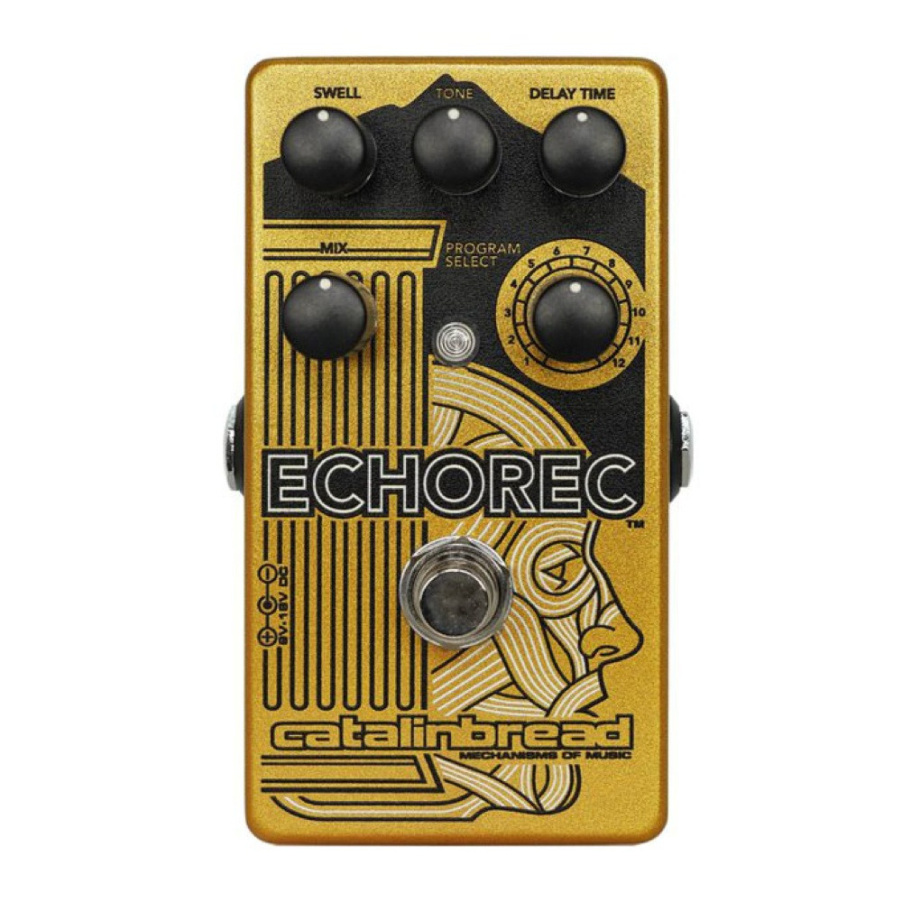 Catalinbread Echorec ディレイ