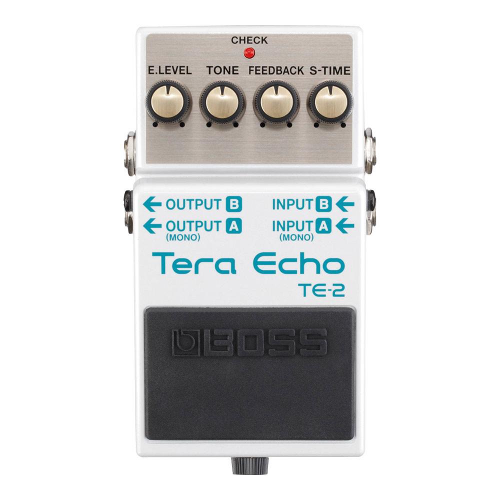 BOSS TE-2 Tera Echo ギターエフェクター
