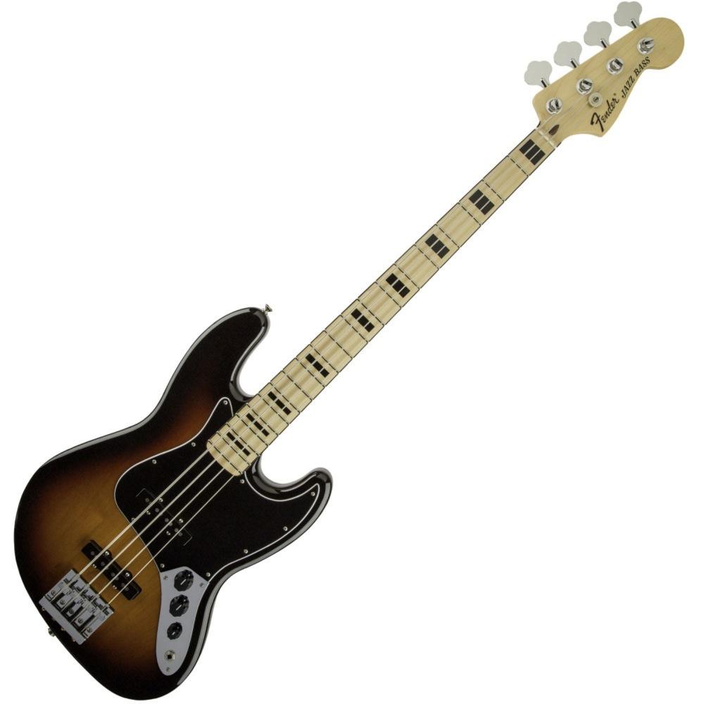 Fender Geddy Lee Jazz Bass 3CS エレキベース