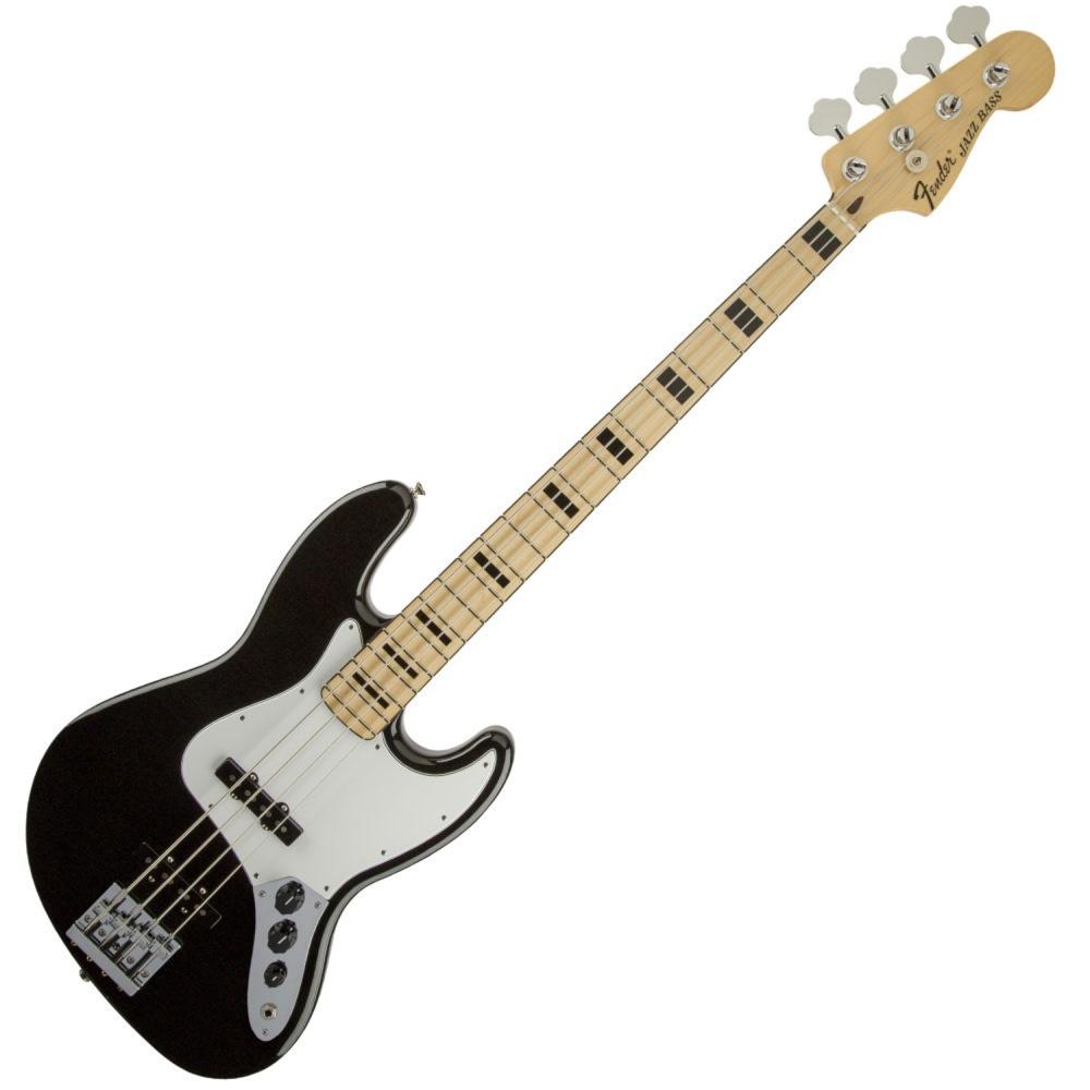 Fender Geddy Lee Jazz Bass BLK エレキベース