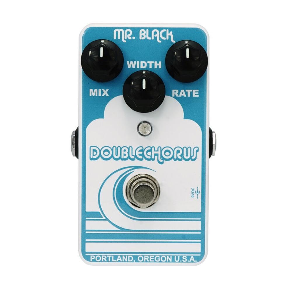 Mr.Black Double Chorus ギターエフェクター