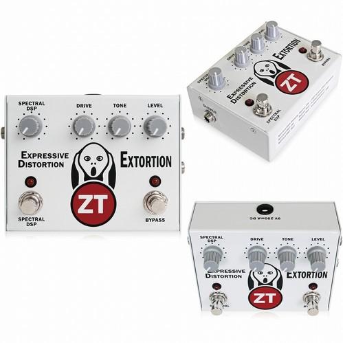 ZT Amp EXTORTION ディストーション エフェクター