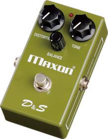 MAXON D&S ギターエフェクター