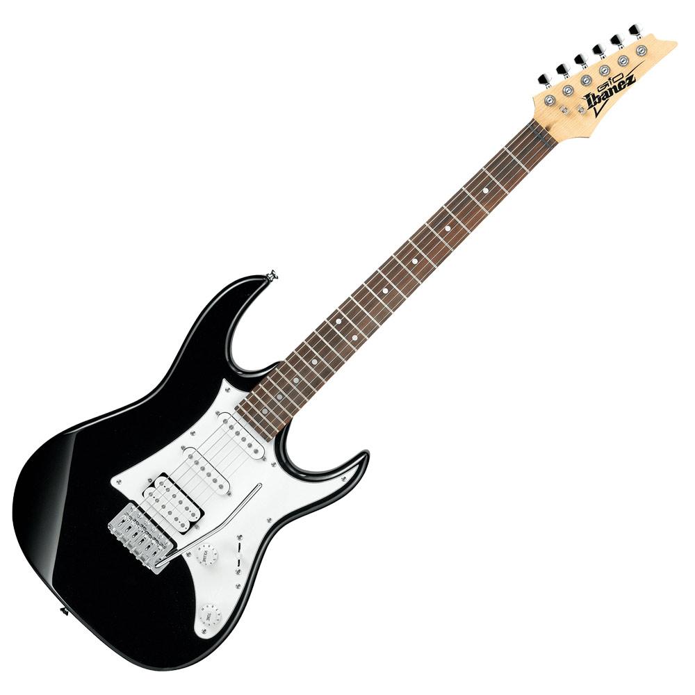 IBANEZ GRX40 BKN アクセサリーセット付き エレキギター