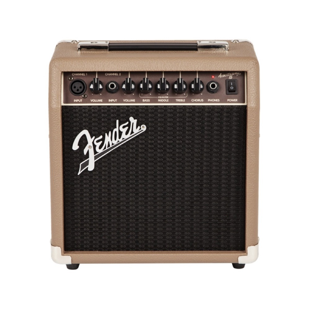 Fender Acoustasonic 15 アコースティックギター用アンプ