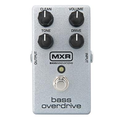 MXR M89 BASS Overdrive ベース用エフェクター