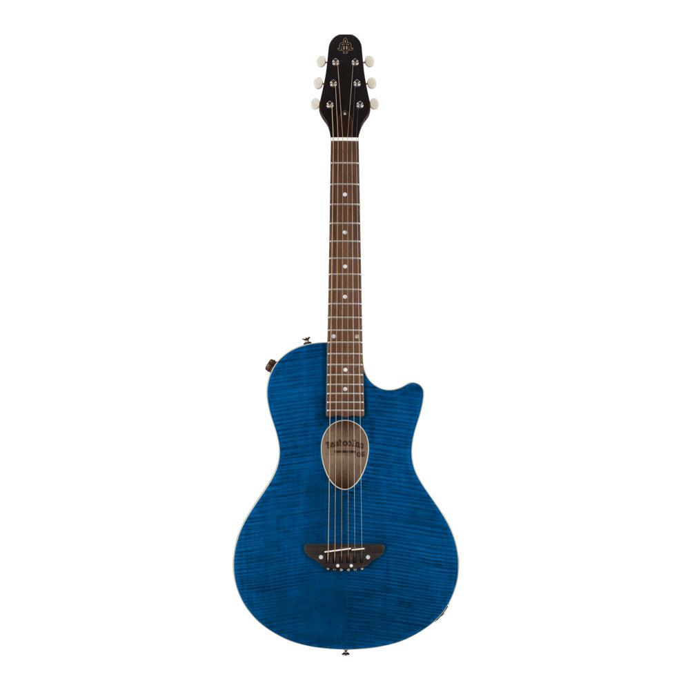 ESP BambooInn-CE See Thru Blue エレクトリックアコースティックギター