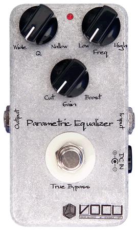 VOCU Parametric Equalizer ノーマル配線