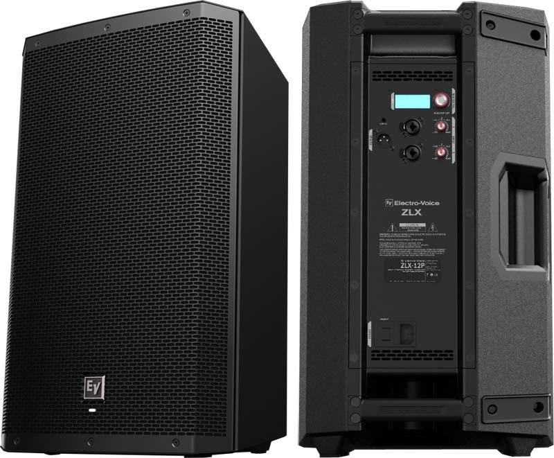 Electro-Voice ZLX-12P パワードスピーカー