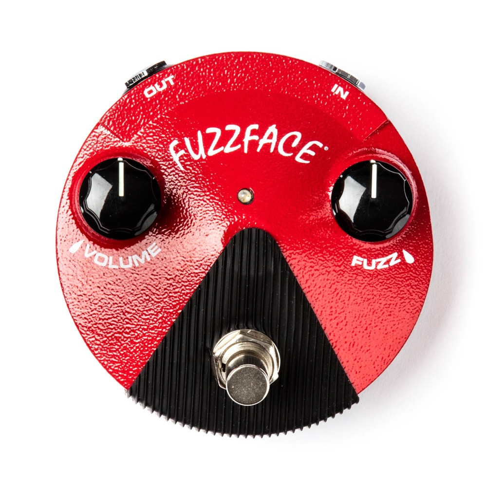 JIM DUNLOP FFM2 Fuzz Face Mini Germanium ギターエフェクター