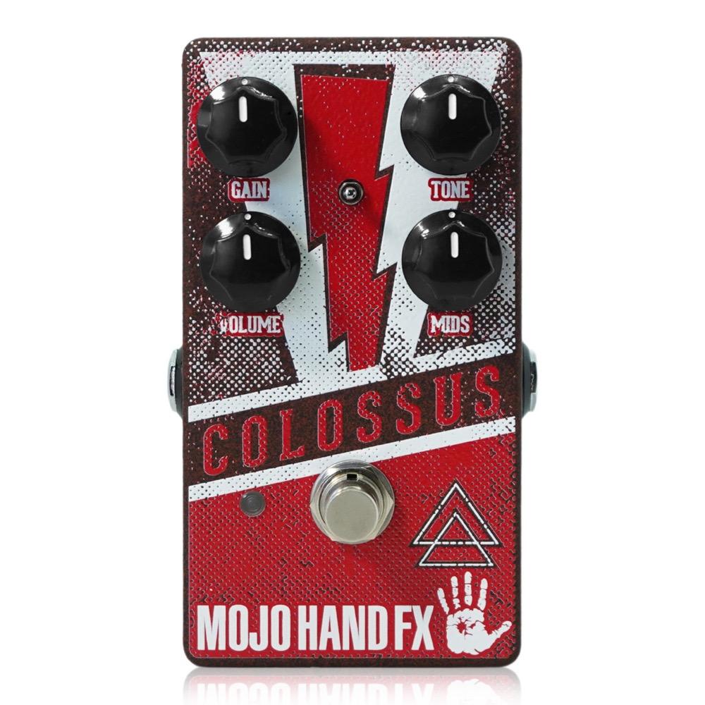 Mojo Hand FX Colossus Fuzz ギターエフェクター