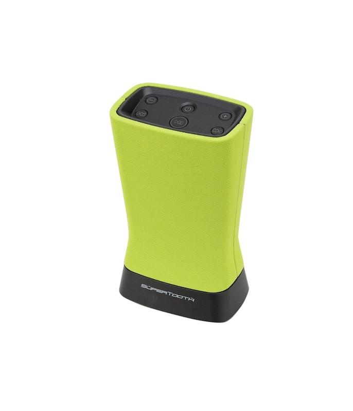 Mix Wave SuperTooth DISCO2 Green Bluetooth対応スピーカー
