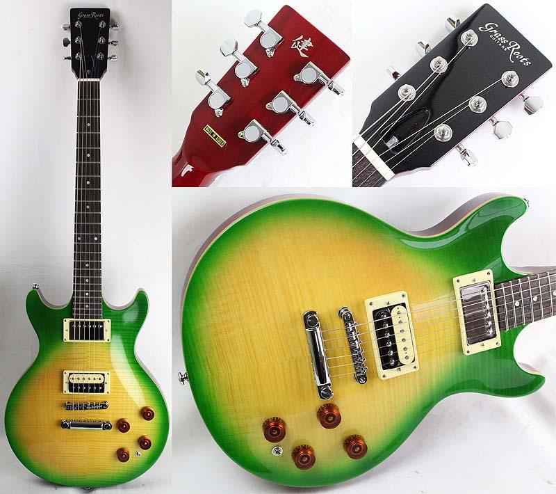 GrassRoots G-SR-IGUANA エレキギター