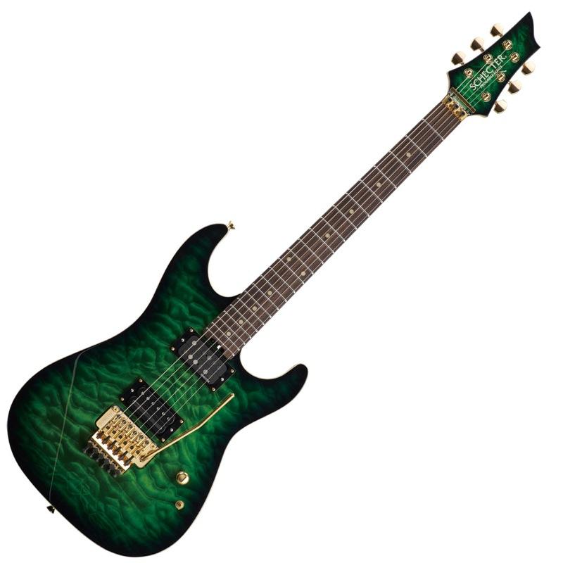 SCHECTER PA-LV/SX EMGB SXUN SIGNATURE MODEL エレキギター