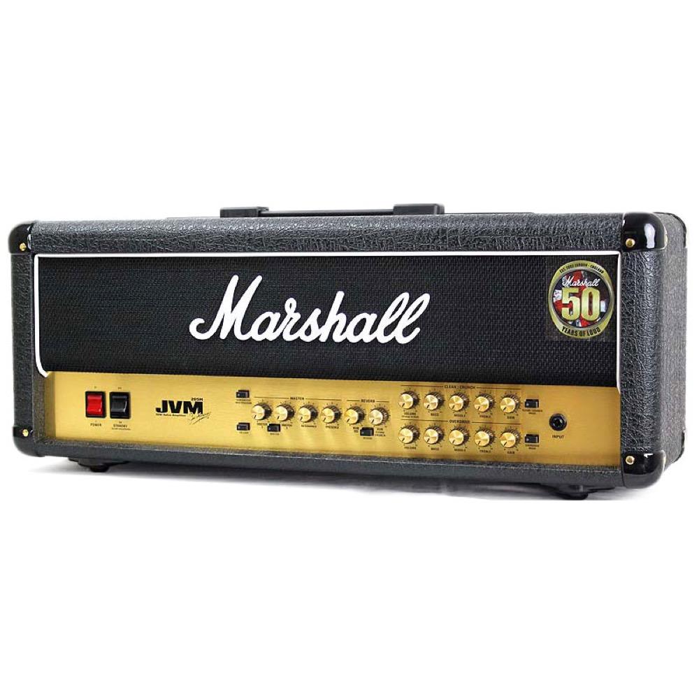 MARSHALL JVM205H チューブアンプヘッド