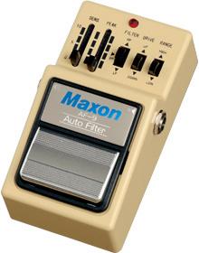MAXON AF9 ギターエフェクター