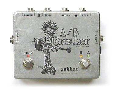 sobbat A/B Breaker SW-1 ラインセレクター