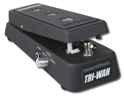 ROCKTRON TRI-WAH ギターエフェクター