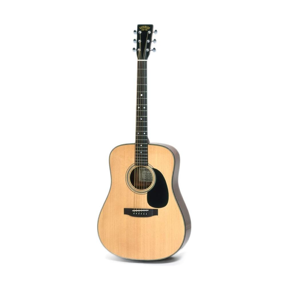 ASTURIAS D COUNTRY アコースティックギター セミハードケース付き