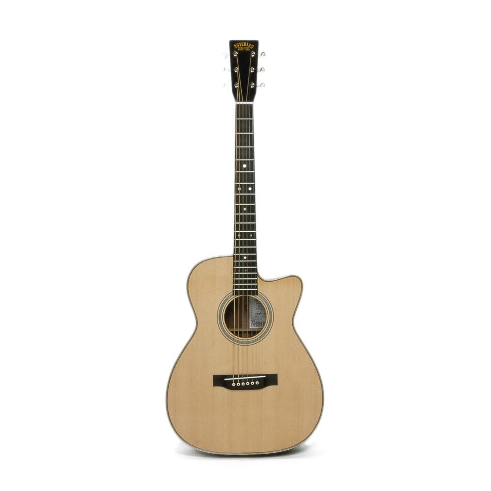 ASTURIAS SOLO STANDARD/S アコースティックギター ハードケース付き
