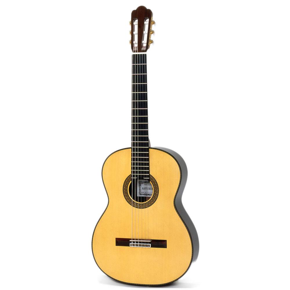 ASTURIAS CUSTOM S 650mmスケールタイプ クラシックギター